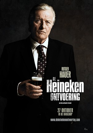 Trailer: Rutger Hauer Gets Kidnapped in 'The Heineken Kidnapping'