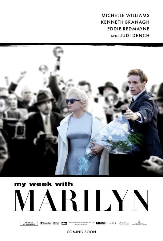 New Poster & Still From 'My Week with Marilyn'