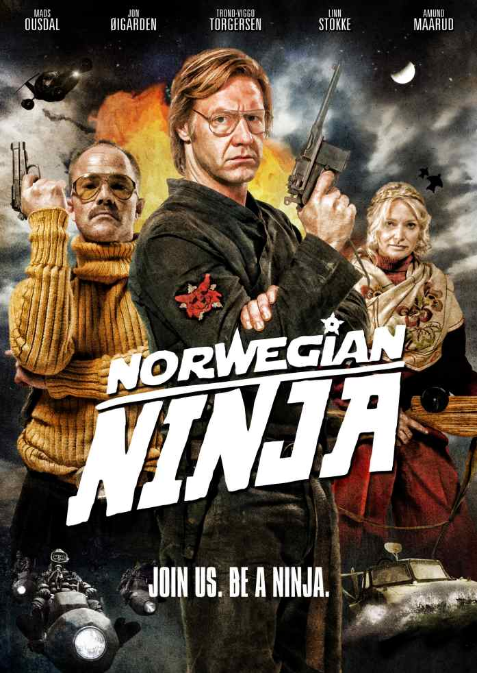 The 'Norwegian Ninja' to Sneak onto DVD Shelves on August 30th!