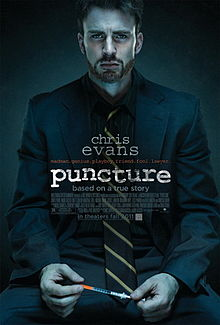 Chris Evans 'Puncture' Trailer is one Hell of a legal thriller