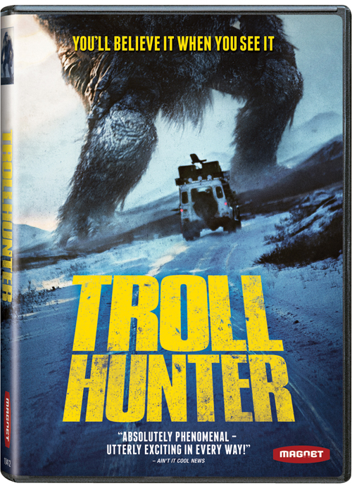 DVD Review: 'TROLLHUNTER' Takes DVD Shelves by Storm Today!