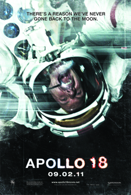 The New Poster for Apollo 18 Looks Terrified