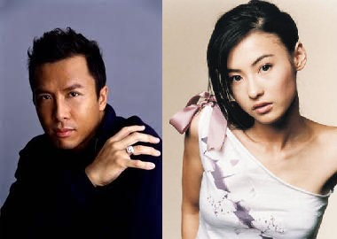 Hong Kong to Remake Mr. & Mrs. Smith; Set to Star Donnie Yen and Cecilia Cheung