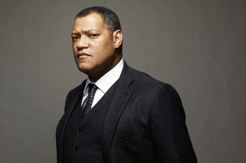 Laurence Fishburne Joins 'Man of Steel' as Perry White