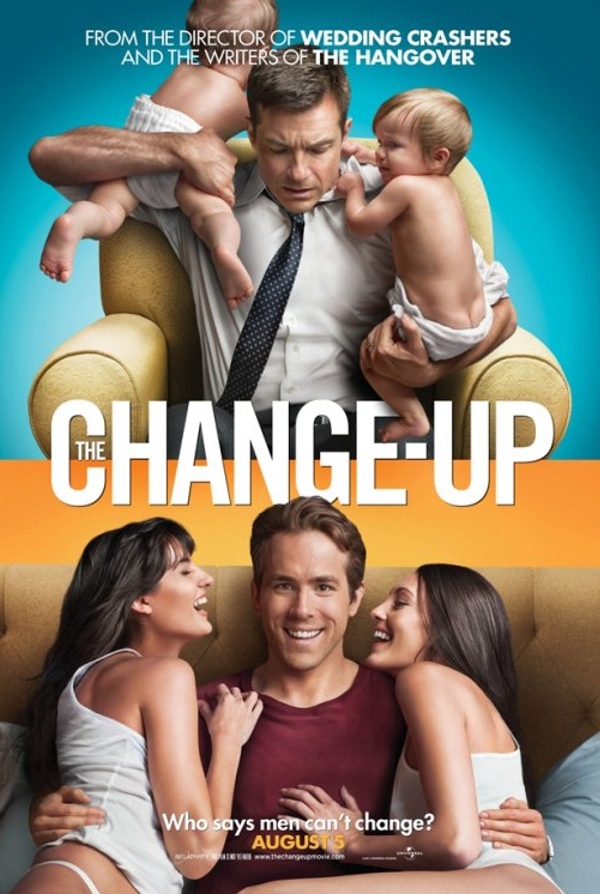Movie Review: 'The Change-Up' is Raunchy, Ridiculous, and Actually Rather Funny