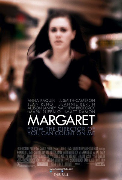 Movie Poster & Stills from 'Margaret' Starring Anna Paquin