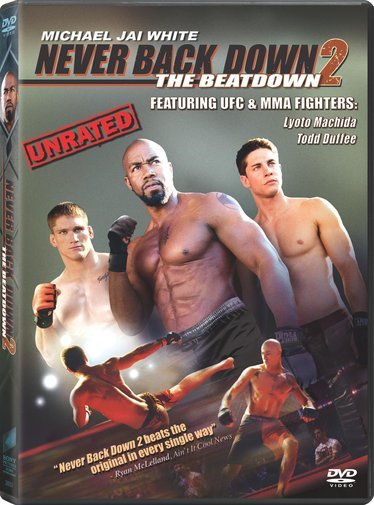 DVD Review: Michael Jai White's 'Never Back Down 2′