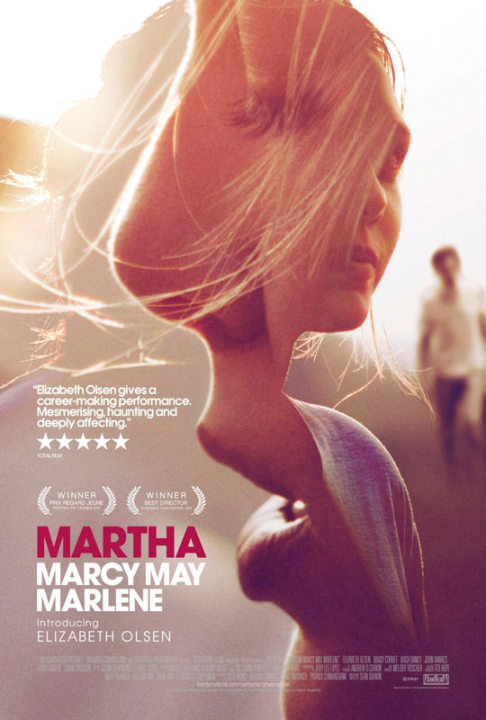 Engrossing Trailer for 'Martha Marcy May Marlene'