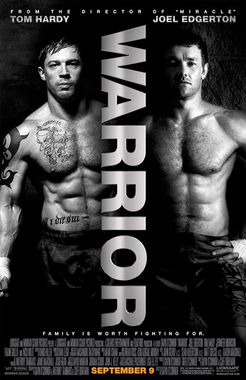 Movie Review: 'Warrior' is a Must-See, Heart Pounding Sports Drama