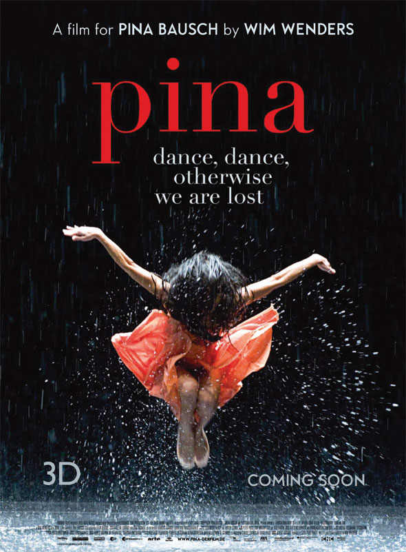 NYFF '11: Wim Wender's 'Pina' is a Beautiful Work of Art