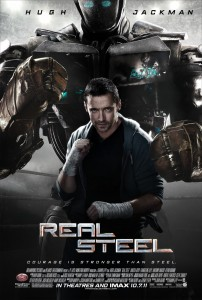 Movie Review: 'Real Steel' Will Rock You and Sock You