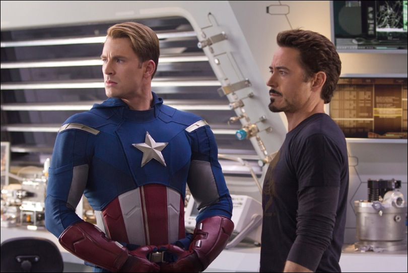 New High Res Photos from 'The Avengers'