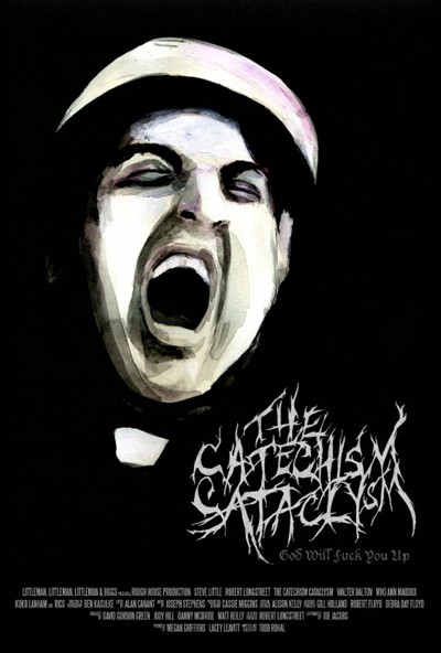 Trailer for Rock Star Priest Comedy, 'The Catechism Cataclysm'