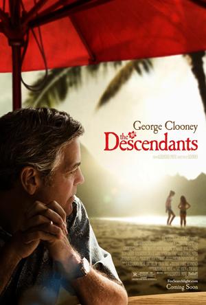 New Trailer for Alexander Payne's 'The Descendants' Starring George Clooney