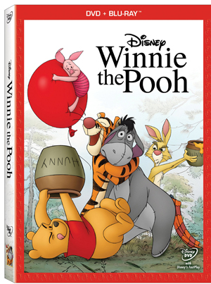 Bluray Review: 'Winnie the Pooh'