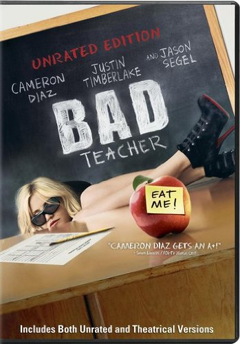 DVD Review: Cameron Diaz is one 'Bad Teacher' [Unrated]