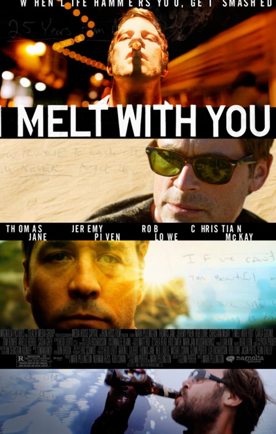 Red Band Trailer for 'I Melt With You' Starring Thomas Jane, Jeremy Piven, Rob Lowe and Christian McKay