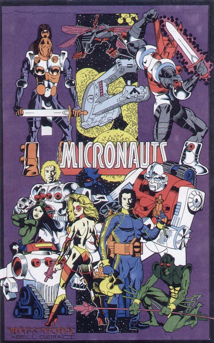 J.J. Abrams and Paramount working on 'Micronauts' film