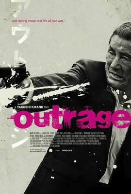 Movie Review: Takeshi Kitano and the Yakuza Unleash Hell in 'Outrage'