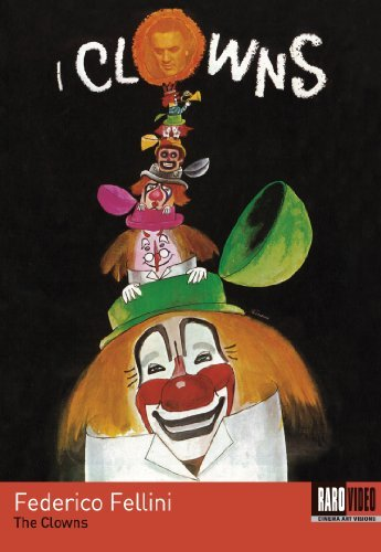 Blu-ray Review: Federico Fellini's 'The Clowns' (I Clowns)