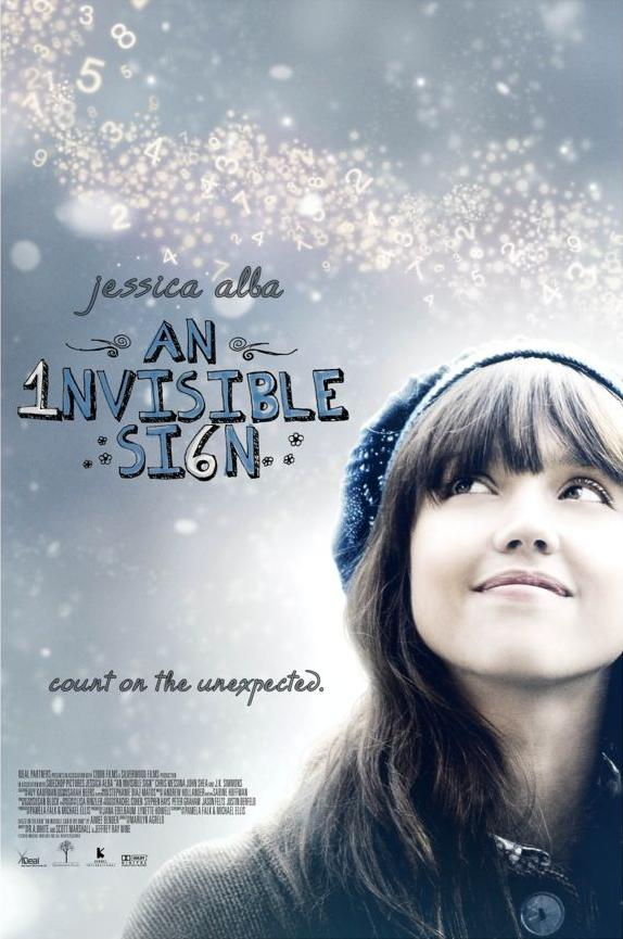 DVD Review: 'An Invisible Sign' Is Jessica Alba's Best Film!
