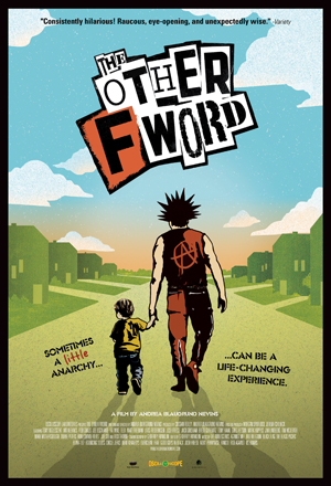 Movie Review: In Punk, Fatherhood is 'The Other F Word'