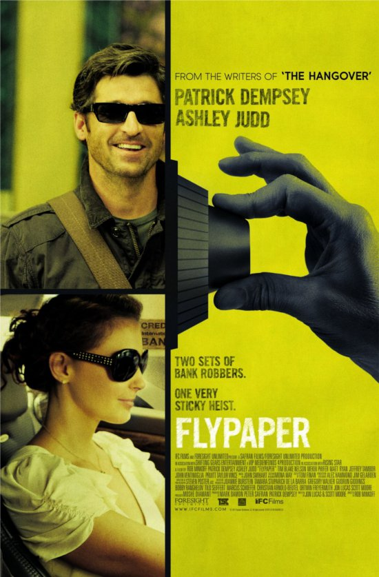 DVD Review: 'Flypaper,' An Ensemble-Driven Crime Comedy Will Rob You Of Some Laughs