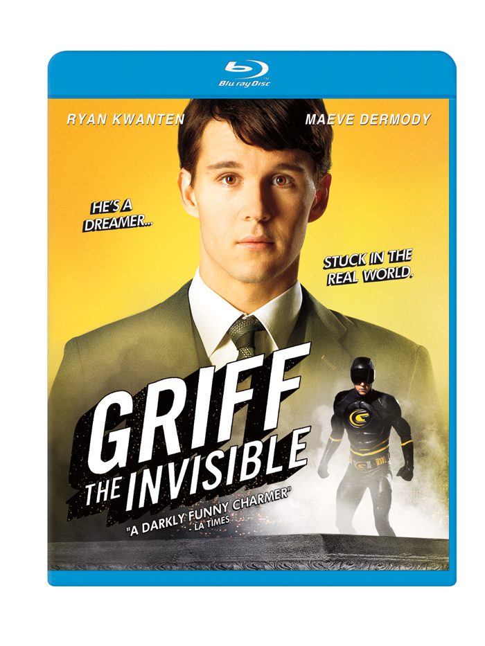 [UPDATED] Giveaway: Win a 'Griff the Invisible' Poster Signed by Star Ryan Kwanten! (Two Avaliable!)