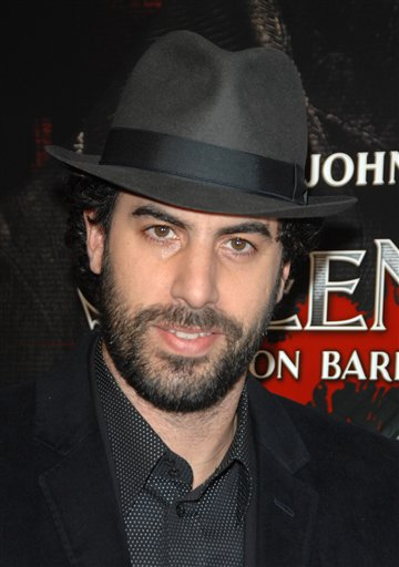 Sacha Baron Cohen, Others Join Tarantino's 'Django Unchained'