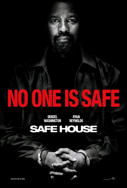 Trailer for Denzel Washington and Ryan Reynolds CIA Thriller, 'Safe House'