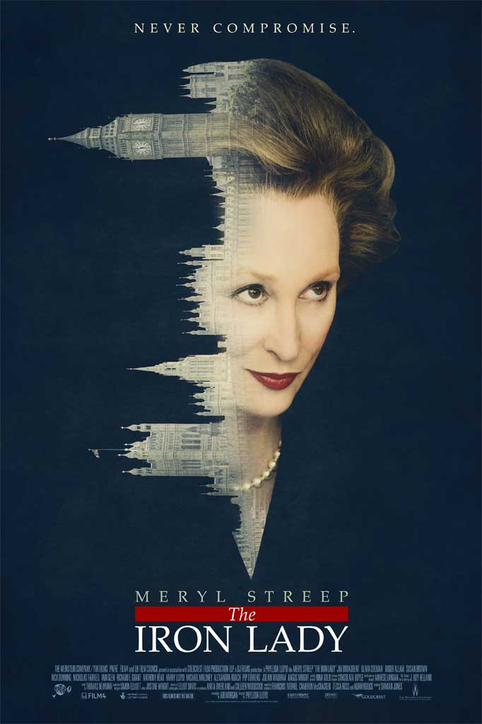 Movie Review: Who Is 'The Iron Lady'?