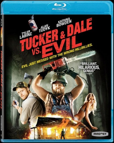 Blu-ray Review: 'Tucker & Dale vs. Evil' Marks the Return of Hilarious Hillbillies