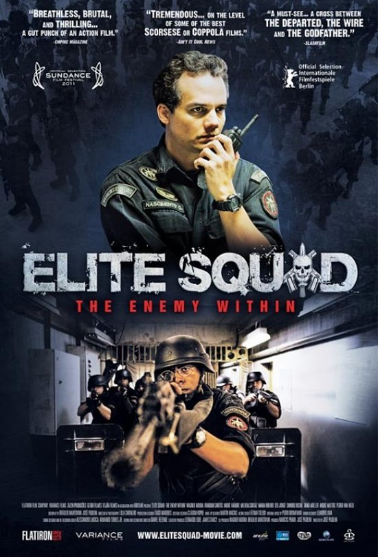 Movie Review: Elite Squad: The Enemy Within