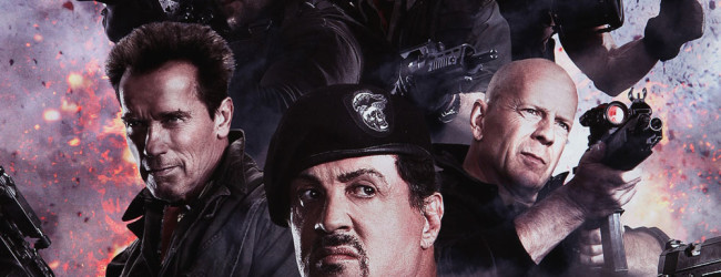 'The Expendables 2′ Official Poster Reavels the Most Powerful Image EVER.