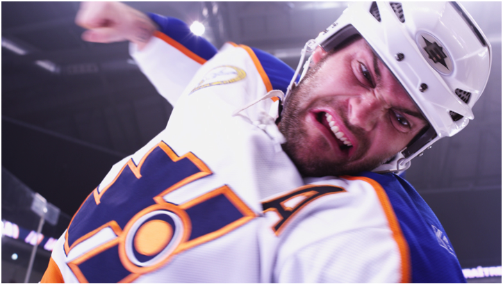 Who doesn't love a good hockey film? U.S. Red Band trailer for 'Goon' hits Hilariously Hard