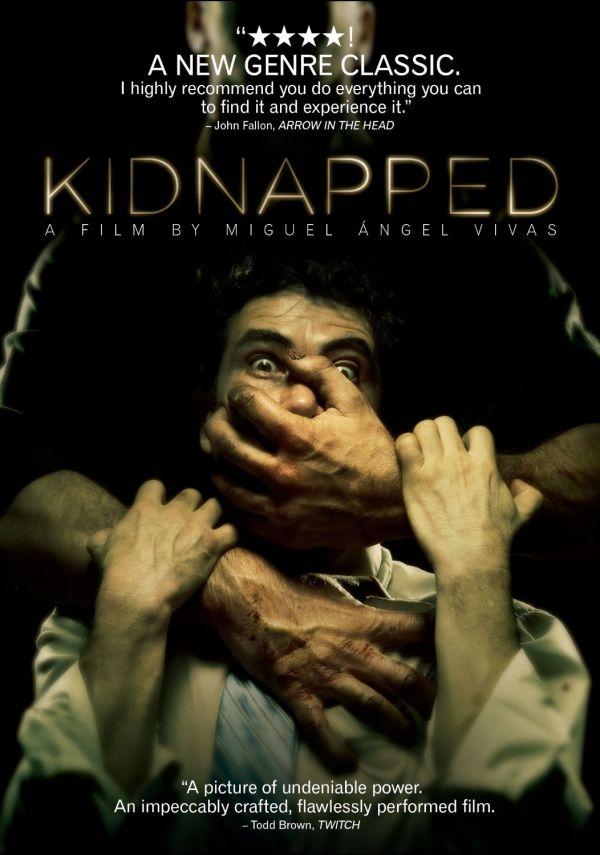 DVD Review: Miguel Ángel Vivas 'Kidnapped' My Horror Heart