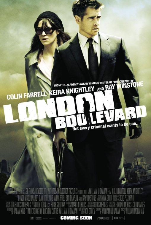 Movie Revew: London Boulevard