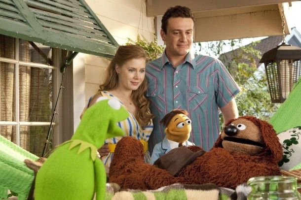 Scheduling Issues Won't Let Jason Segel Write or Star in the Next Muppets Movie, But Director and Co-Writer Will Return