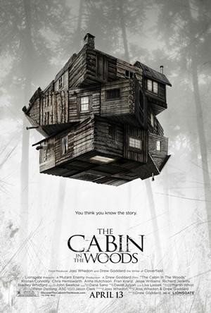 Crazy Cool Trailer for Joss Whedon and Drew Goddard's Mind Blowing Horror, The Cabin in the Woods