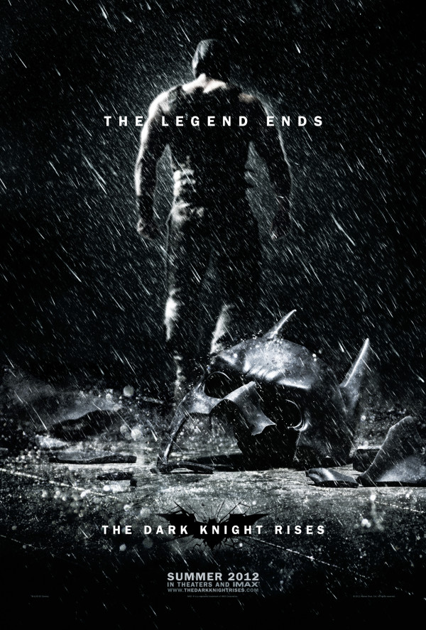 The Full Theatrical Trailer for The Dark Knight Rises has Finally Risen
