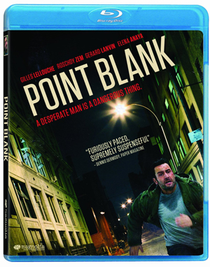 Blu-ray Review: Point Blank (À bout portant)