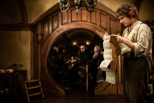 How will Audiences see The Hobbit?
