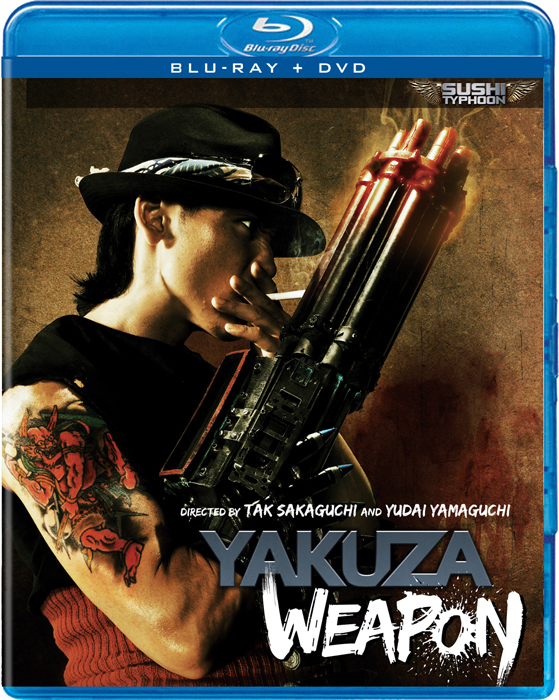 Blu-ray Review: 'Yakuza Weapon' is Just as Fun The Second Time Around