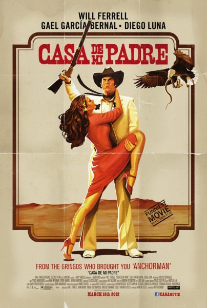 Movie Review: 'Casa de mi Padre' is an Understated Kind of Funny