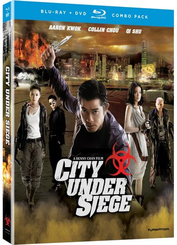 Blu-ray Review: Benny Chan's 'City Under Siege'