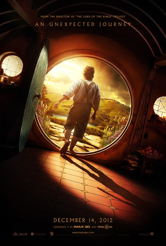 'The Hobbit: An Unexpected Journey' Trailer Has Finally Reached Middle Earth