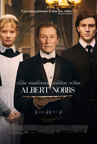 Movie Review: 'Albert Nobbs' Is Oscar-Worthy, But Not For The Story