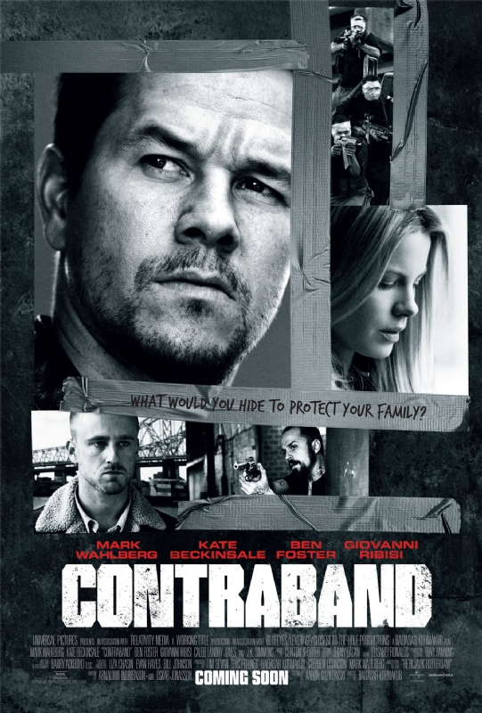 Movie Review: 'Contraband' Does Enough to get by my Customs's Inspection