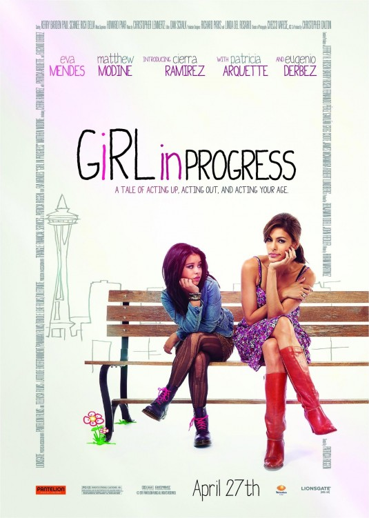 Trailer for 'Girl in Progress' Promises To Be A Coming-Of-Age Lesson