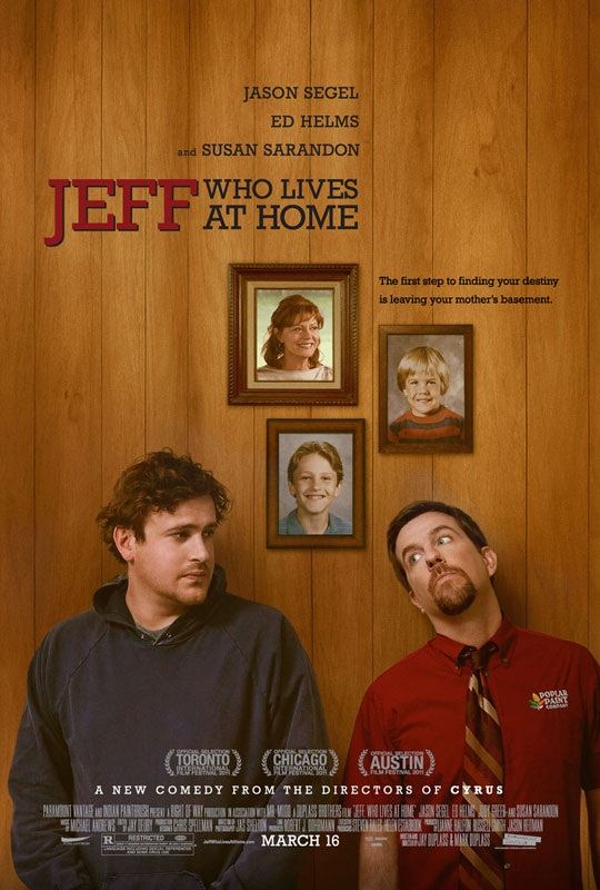 Movie Review: 'Jeff, Who Lives at Home' is an Oddly Uplifting Duplass Dramedy